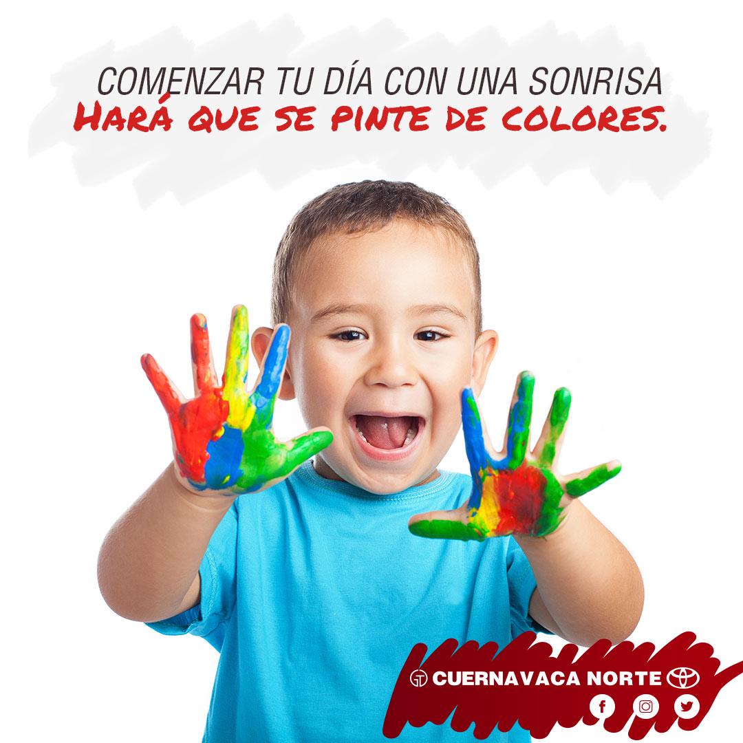 Comienza una excelente 😉 semana #ToyotaCuernavacaNorte #Morelos #Toyota https://t.co/PKmqXcE47G
