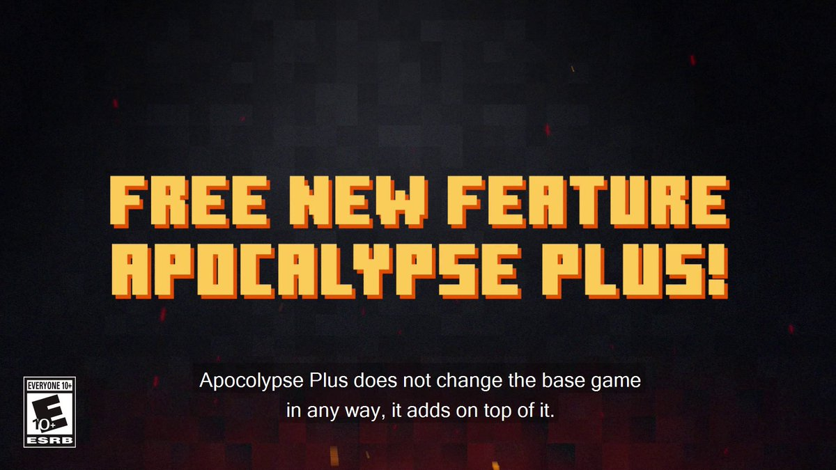 Looking for an even tougher challenge? Apocalypse Plus comes to Dungeons on Oct 26 and features 20 new threat levels! *insert terrified face here* Learn more from the devs, and also get an in-depth look at Howling Peaks DLC – coming this December! ↣ redsto.ne/devdiaries2 ↢