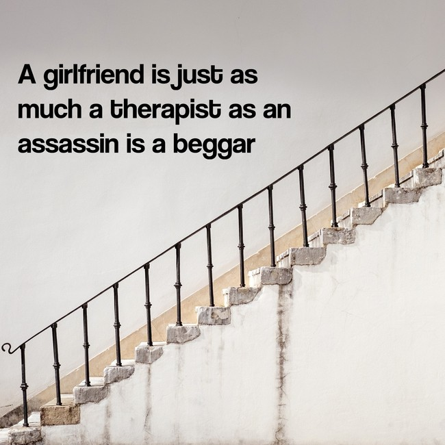 #motivational #motivation #motivationalquotes #inspiration #quotes #girlfriend #just #much #therapist #assassin #beggar https://t.co/WcfHkwJeVY
