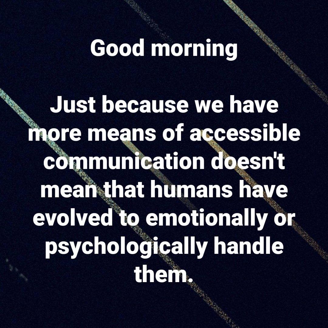 #goodmorning #socialwellness #wellvyl #takemetowellvyl #notyouraverageceo #socialmedia #thesocialdilemma #humanityfirst #humanity #technology #communication #societyills https://t.co/chQ6wmtJxz
