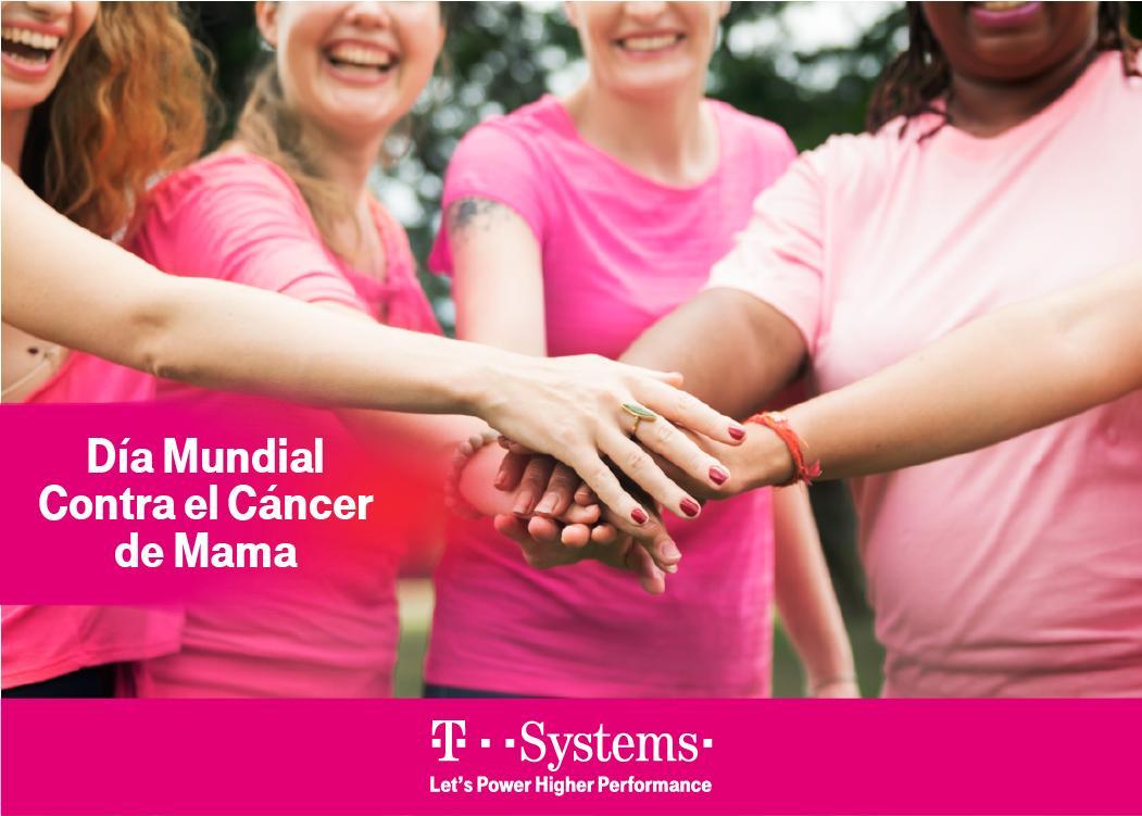 La tecnología facilita acceso a la información y a la atención necesaria para prevenir y tratar enfermedades como el cáncer de mama. ¡Juntos podemos inspirar esperanza y convertirnos en una fuerza para el bien!  #TocateParaQueNoTeToque #OctubreRosa  #DíaMundialdelCáncerdeMama https://t.co/20lbZ9ZYDi