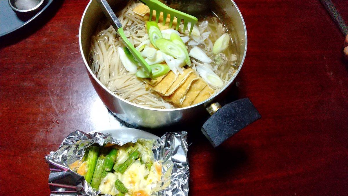 【今日の夕飯】#SPOONごはん部ちゃんこ鍋簡単!アスパラガスのチーズ焼き | レシピ動画のクラシル