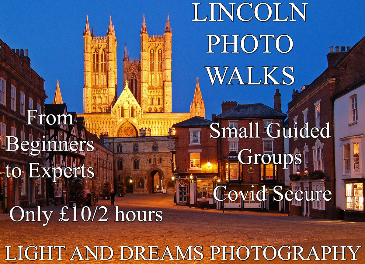 #LincsArtCraftHour Join our photo walks, or give one as a gift to the photographer in your life 😀 #LincsConnectChristmas https://t.co/qiNi8GQRdm