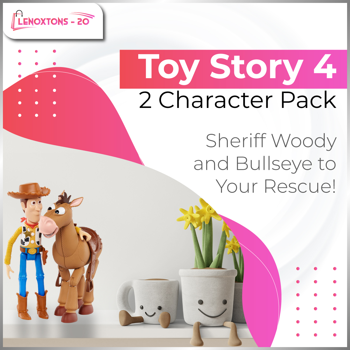 Delight your kids with the special Toy Story 4, 2-Character Pack. These toys will encourage kids to play inside, which is crucial in these times. Give wings to their imagination with this exciting gift. https://t.co/EdJOTiRm0W #ToyStory4 #Miami #Amazon #Florida #kids #Playtime https://t.co/Yp6jAqLEUp