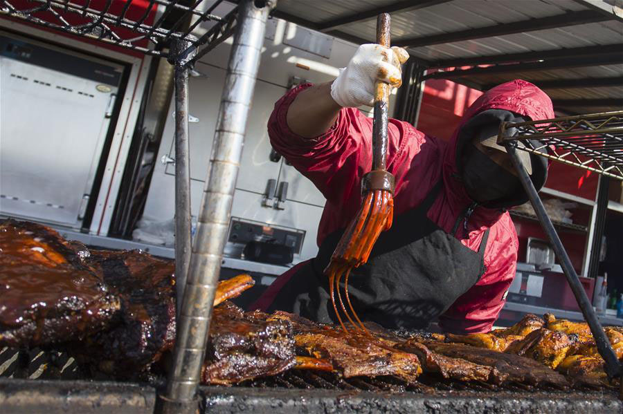 2020 Mississauga #Ribfest drive-thru event held in #Canada https://t.co/n0Letk4A6D