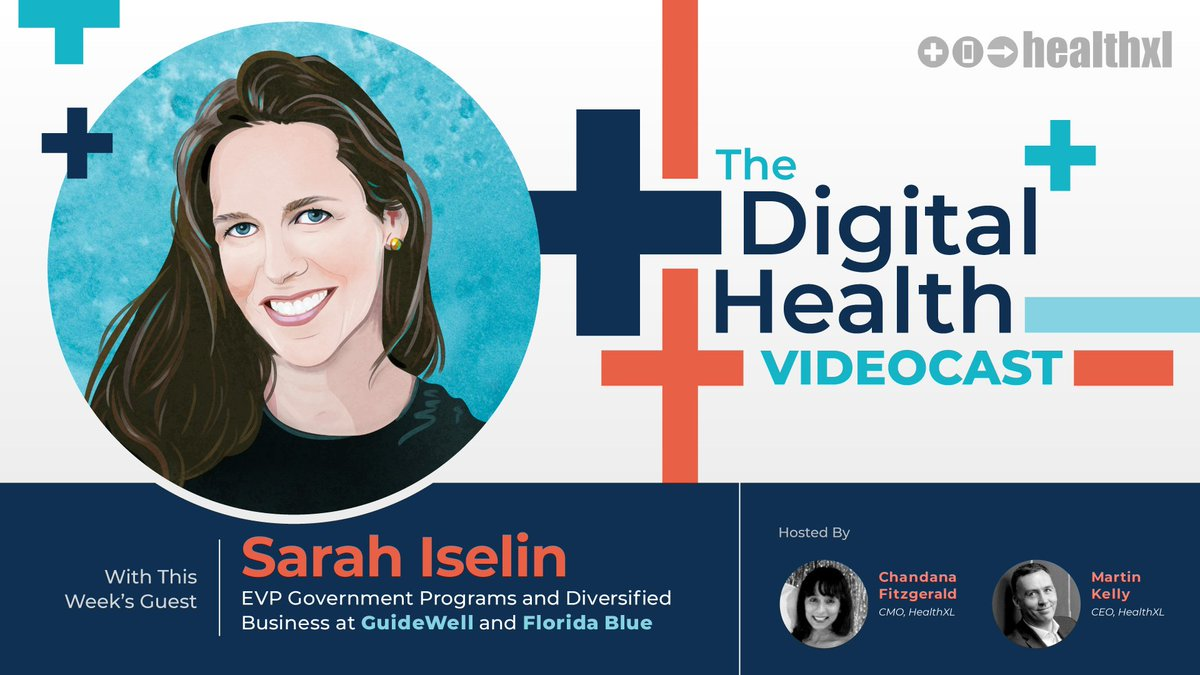 """""""I went to art school and now I'm a healthcare executive"""" From Art School to EVP of Government Programs and Diversified Business at @_GuideWell and @FLBlue, Join us for our latest videocast as we catch up with @skiselin  https://t.co/E4JCRBWrXX #Digitalhealth https://t.co/Kze4GywPCX"""