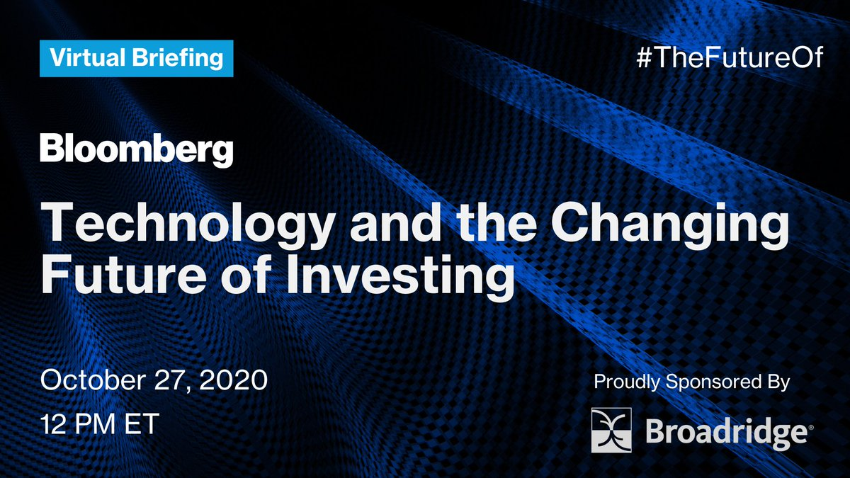 Technology and the Changing Future of Investing