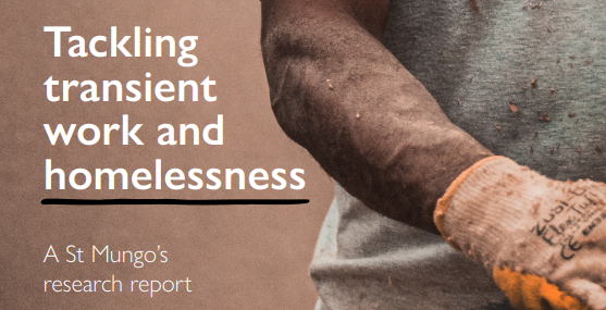 Our new research reveals the reality of the people who are working and #homeless and why the insecure nature of some jobs is putting people at risk. Read the full report 👉 mungos.org/news/hidden-is… #WorkAndHomelessness