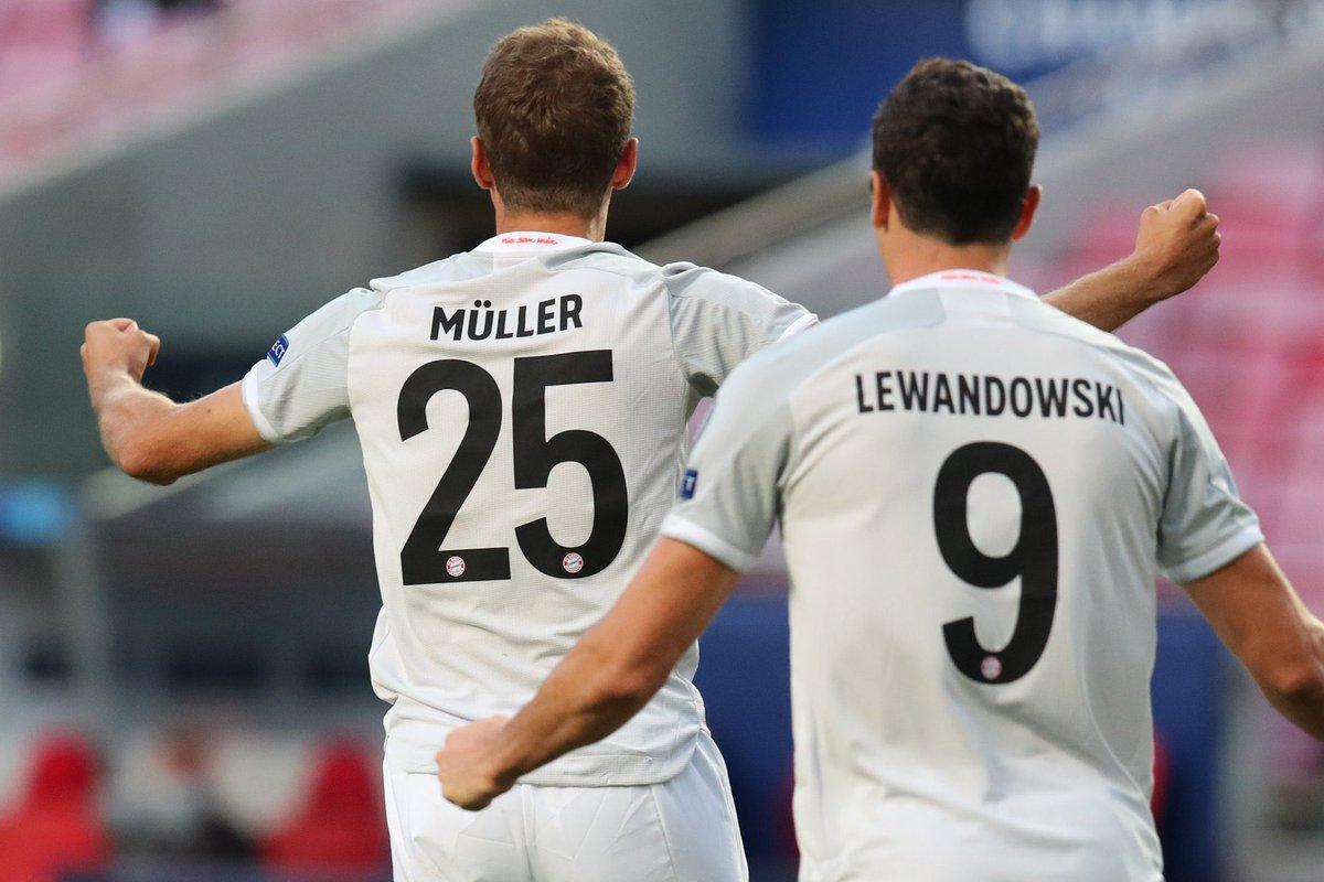 🇩🇪Bayern München (vs Atlético)  Se han recompuesto de su pinchazo vs Hoffenheim aunque siguen con problemas en fase defensiva. Vienen de ganar 1-4 al Arminia Bielefeld. Pendientes de Kimmich, baja por paternidad el último partido. https://t.co/heSP5oUUHE