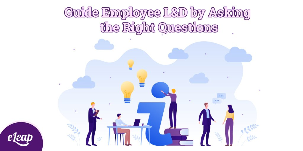 test Twitter Media - Employees are not so keen on Learning & Development, but with the right set of questions and information, you can make them look forward to it. In this post, we'll explore what you should know and what questions to ask. 🤔 . ⏩https://t.co/39a3PsCAKs⏪ . #LearningAndDevelopment https://t.co/OyWXkkyeAM