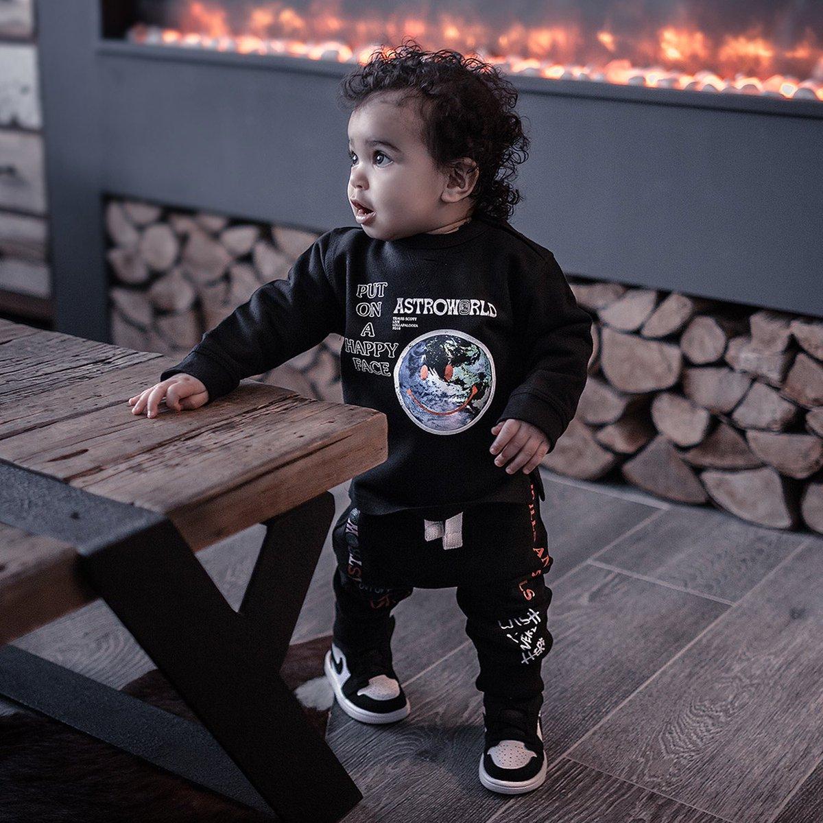 #astroworldmerch #astroworld #traviscott #kardashiankids #babyclothes #trendybabies #coolkids #coolkid =>