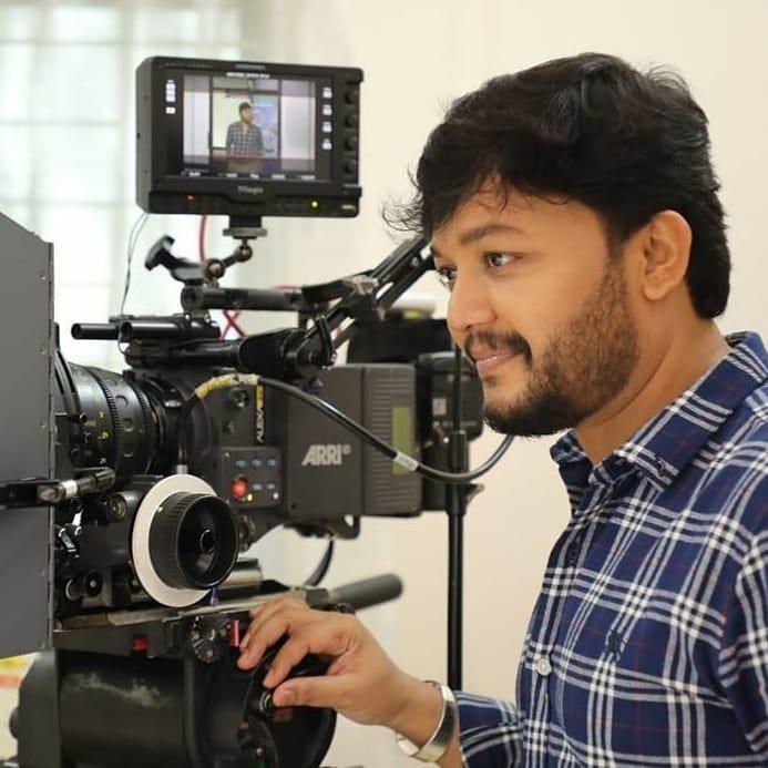 .@Official_Ganesh  is back on set.Begins work on #TripleRiding  #KannadaMovies #GoldenstarGanesh #Kannadafilmanagar #Kannada #SandalwoodMovies https://t.co/uyIMXrPAMo