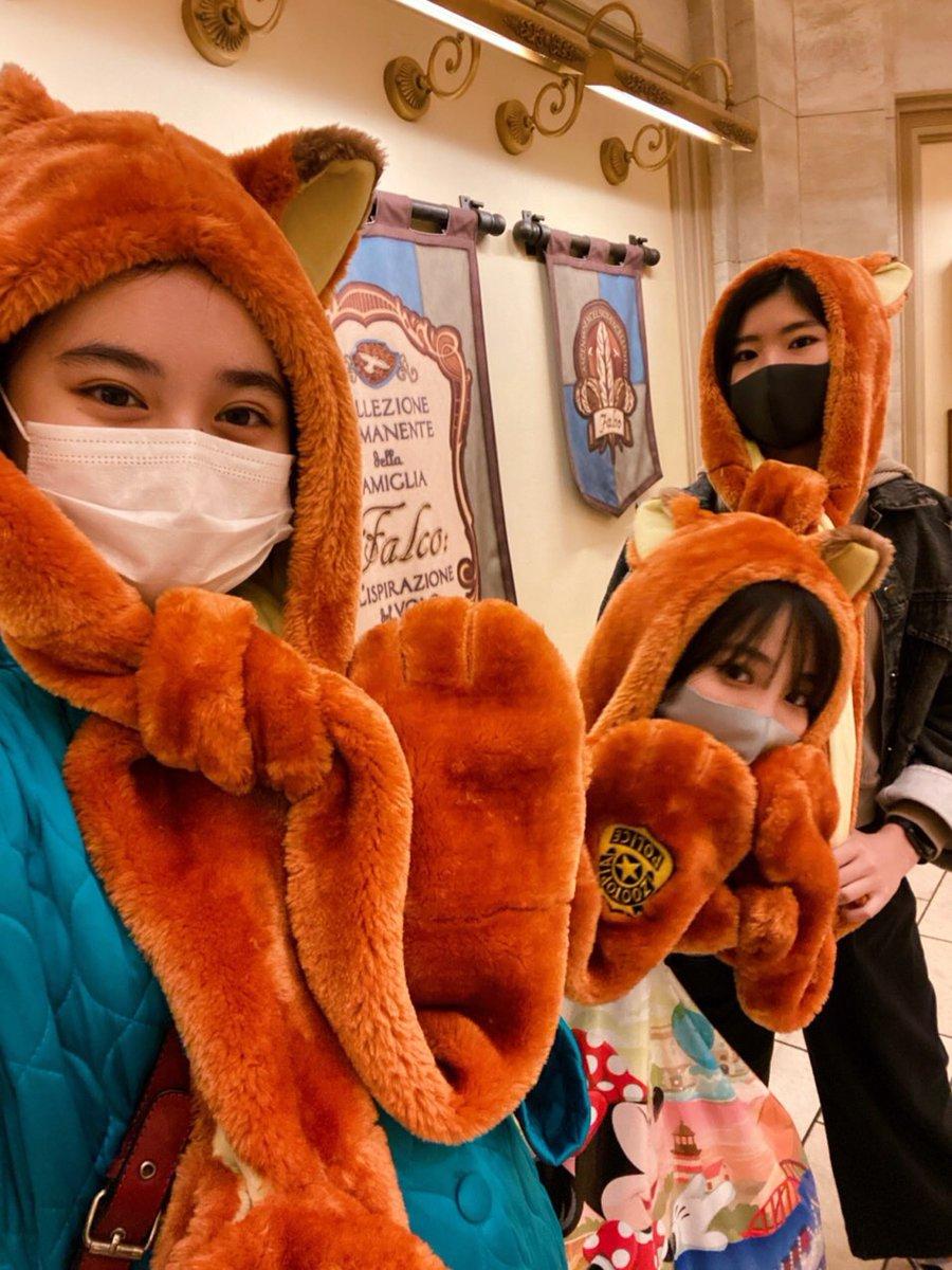 【Blog更新】 カエデとムスブ 佐々木莉佳子: みなさんんん(^^)ささきです🔅今日は加賀楓ちゃん、船木結ちゃんと Tokyo Disney…  #ANGERME #アンジュルム #ハロプロ