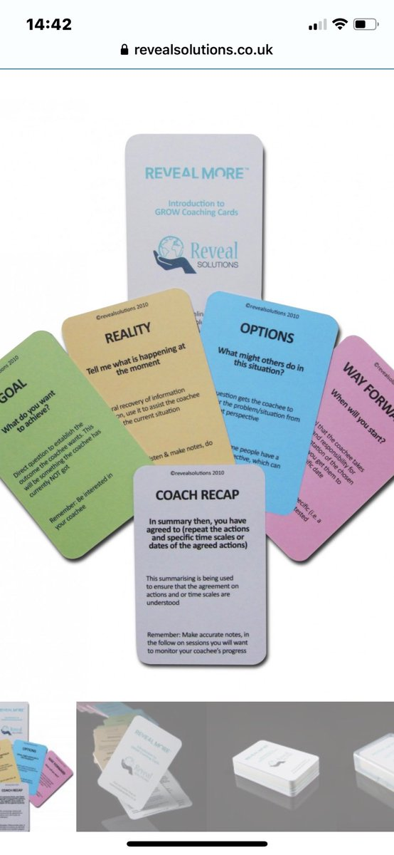 Now seems like a good time to have a pocket coach, resources that can support you though the challenging times ahead these #MondayThoughts #coachingcards ask powerful questions to generate different thinking https://t.co/40xU24u5fa  #positivethinking #positivemindset #coaching https://t.co/zIBd2LwULR