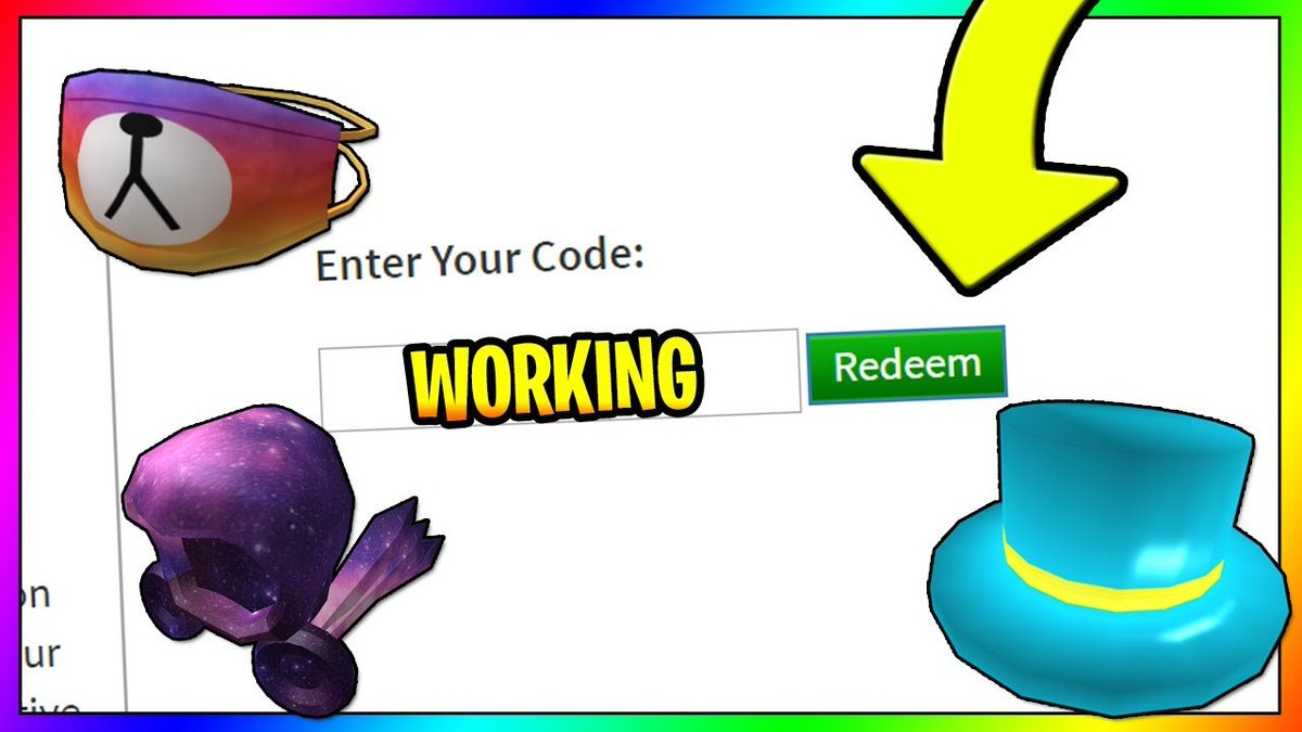 Roblox Redeem Codes October 2018 Roblox Codes 2020 On Twitter Best Roblox Promo Codes Oct 2020 Newest Updated List Of Free Robux Clothes Reward Codes Https T Co Okx7ym1tg6 Roblox Robux Robloxpromocodes Robloxpromocodes2020 Robloxpromocode Https T Co I4gr4x2yn3