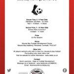 Saturday Morning Football - Mini Soccer Centre & Soccer Tots (all welcome!) ⚽️⚽️⚽️  Book here 👉   @mountsbayschool @cornwallfa #cornishfootball #cornishsoccer https://t.co/reHge45h5M