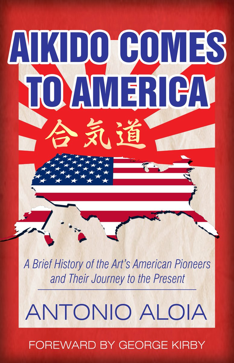 "I am honored to have #jujitsu pioneer #GeorgeKirby of #Budoshin Ju-Jitsu #Dojo to add ""#Aikido Comes to #America"" to his ""Books to Read"" list! Check out what he has to say about the book here: https://t.co/Jhlc22cGew https://t.co/9vFr5mqmgG"