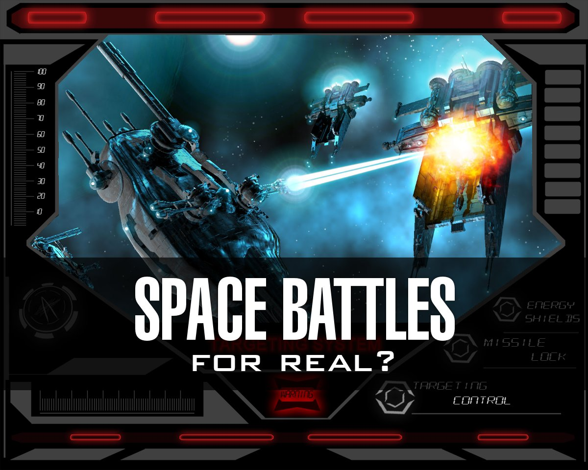 What would space battles actually be like? https://t.co/1bdNP9Hq5o  #science #scifi #CombateSPACE #spaceships https://t.co/bxcCxSp8c6