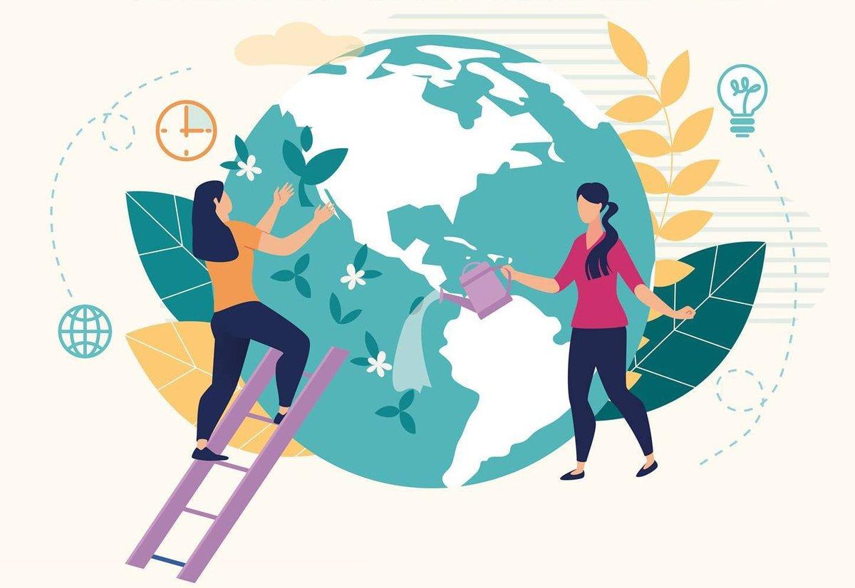 'Ekonomia Sozial Solidarioa: Finantza etikoak eta genero ikuspuntua mundua eraldatzeko' mahai-inguru birtualak hausnarketarako bide asko ireki zizkigun.  Ikuspegi feminista ezinbestekoa da finantza etikoak behar bezala bermatzeko. ✊  👉 https://t.co/QDBREYVd6w https://t.co/7MxupCNc9u