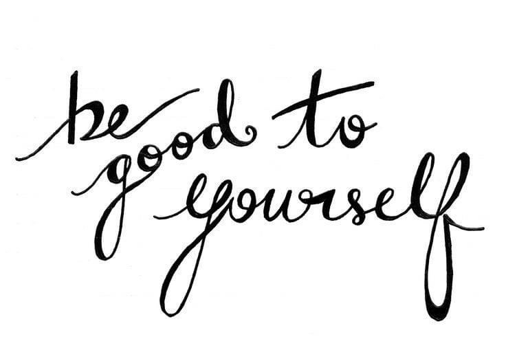 Here's your daily reminder to be good to yourself. 💕   #kindness #compassion #love #caring #weareone #peace #friendship #relationship #worldpeace #humankindness #itsawonderfulworld #life #iloveyou #guidely https://t.co/KtsgwCZ6Ws