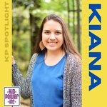 Image for the Tweet beginning: Kiana is #KidPowerDC new AmeriCorps