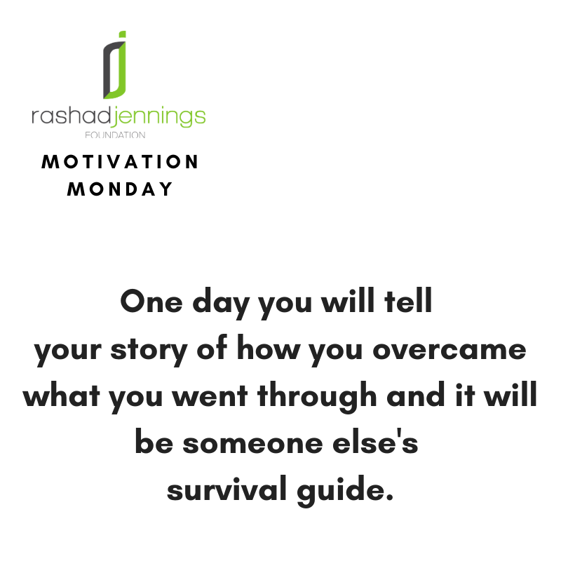 Use what you've gone through to help others. Turn your negative experience into something positive for others. 💚⠀ ⠀ ⁣#MotivationMonday #RJF #nonprofit #Philanthropy #Inspiration #Positivity #InspirationalQuotes #PositiveQuotes #MotivationalQuotes #PositiveVibes⠀ https://t.co/RB9DFGhbTQ