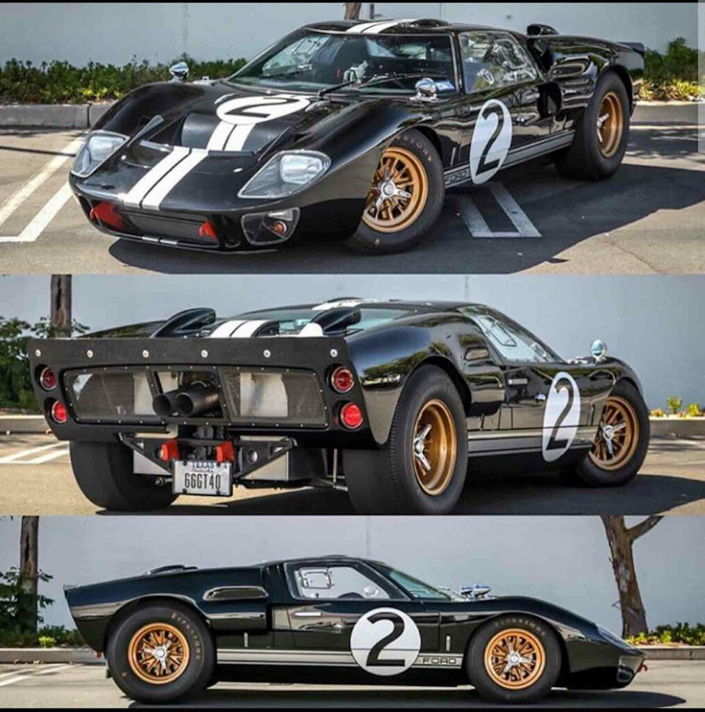 Ford GT40 #bugatti #ferrari #porsche @cars https://t.co/vAGZ4jnjMI