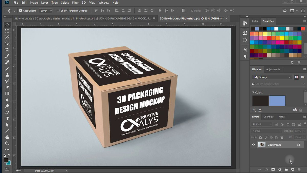 See how to create amazing Packaging Design Mockups in Adobe Photoshop &WOW your clients with beautiful presentations? Watch this exciting tutorial &ENJOY CREATING...70K+ VIEWS &GROWING https://t.co/CfdtzSGn5D  #PSDMockup #AdobePhotoshop #Tutorial #PackagingDesign #PackagingMockup https://t.co/e4KQGj3DJQ
