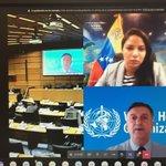 Image for the Tweet beginning: #Venezuela participa en la 3era