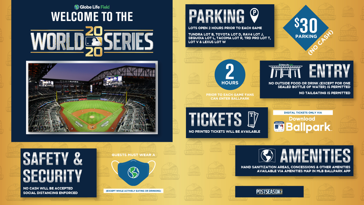 The #WorldSeries awaits. Here's what you need to know.