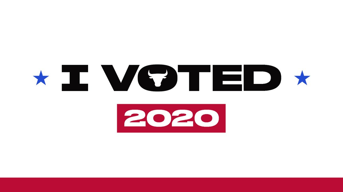 RT if you've already voted! #Vote #IVoted #Vote2020