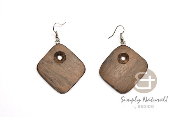 Madre De Cacao Square 35 Mm Brown Dangling Earrings 0112ER sea shells stone #madredecacao #square #35mm #brown #dangling #earrings #woodearrings #woodearrings #naturaljewelry https://t.co/qQd1Bz3NQJ https://t.co/KCO7jryYKw