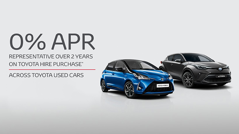 🎉 For a limited time only, we are offering 0% APR Representative on #Toyota hire purchase across our used Toyota range!  View all used stock now ➡ https://t.co/JRksatjLjm #Uckfield https://t.co/GK37fhwyfD