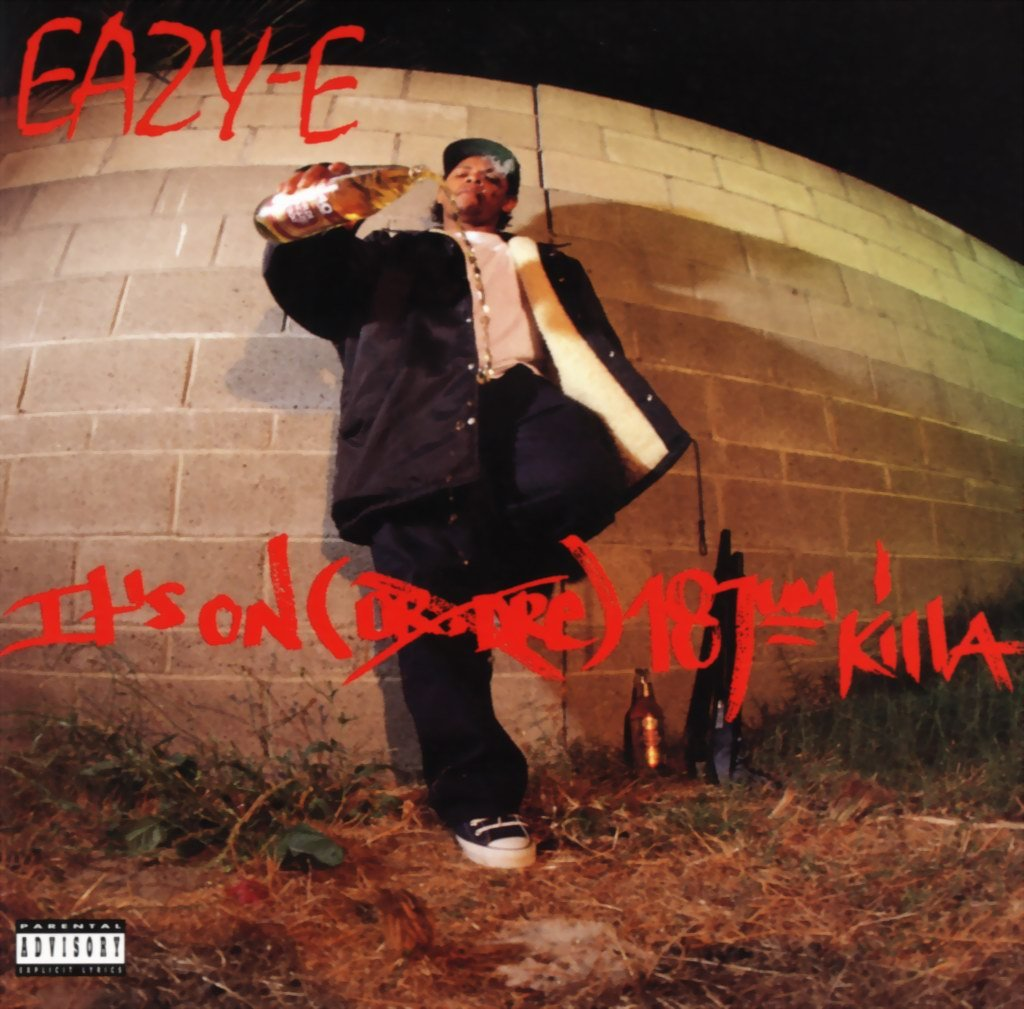 Eazy-E released the EP It's On (Dr. Dre) 187um Killa October 19, 1993. #HipHop  #WestSide  #NWA #SoulfulRest https://t.co/TTHxD4PUBc