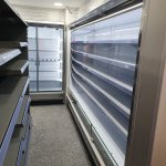 Image for the Tweet beginning: Arneg Refrigeration with LED lighting,