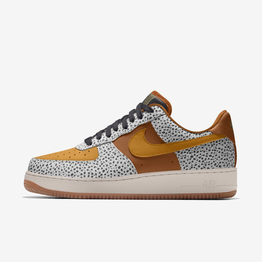 Nike Air Force 1 UNLOCKED BY YOU