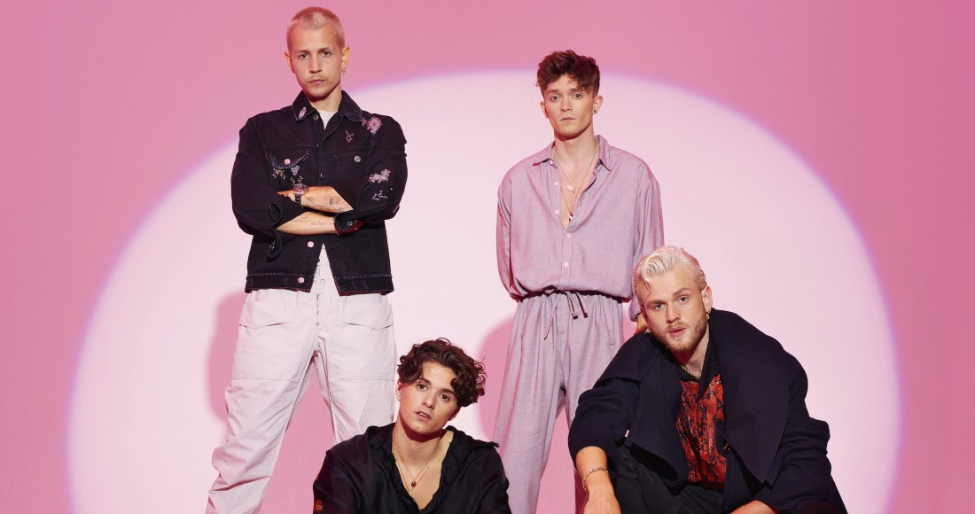 Official Albums Chart Update: @TheVampsband blooming towards a Number 1 debut with Cherry Blossom
