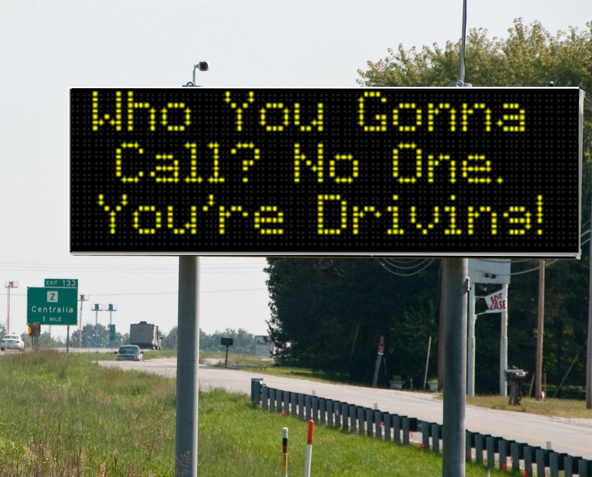 Image posted in Tweet made by MoDOT on October 19, 2020, 4:00 pm UTC
