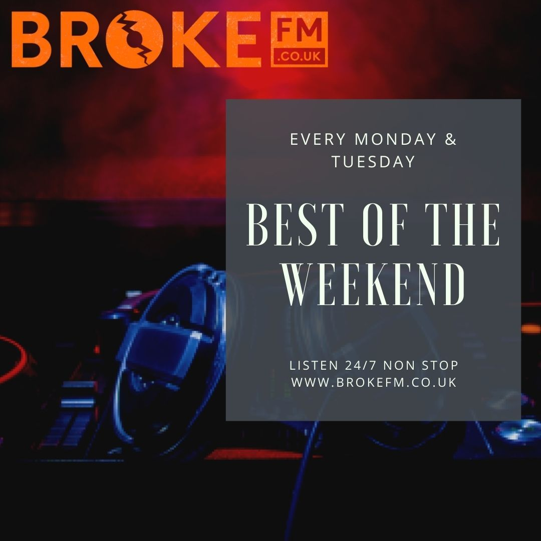 Catch up on all the best bits from the weekend. Streaming every Monday and Tuesday on Broke FM. 😎 🎧  Listen Live at https://t.co/GOcYpGUVMX  #dj #uk #radio #radiostation #party #music #djing #djlife #house #housemusic #techno #streaming #live #liveradio #newmusic #radioshow https://t.co/eAL4Xt9FOI
