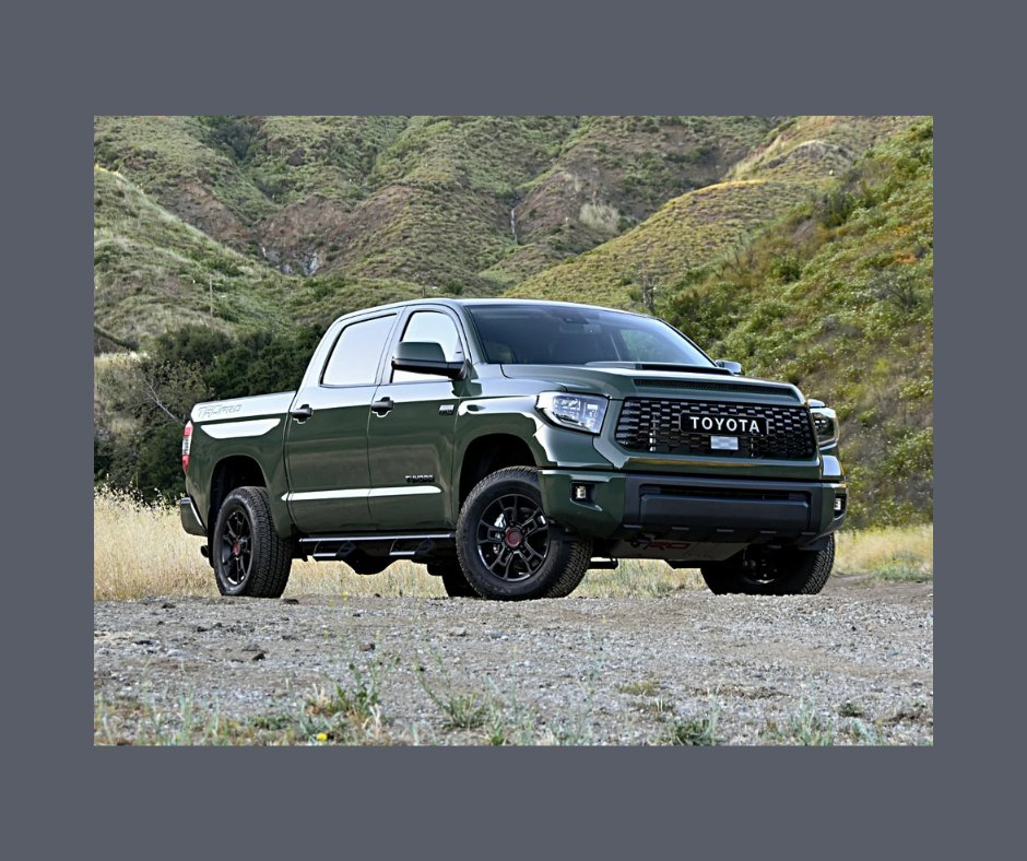 Need to get the job done? Then you need to stop by and check out the impressive 2020 Toyota Tundra! Schedule a test drive today and feel the power in person! https://t.co/273lk4xdgf #toyota #ToyotaTundra #tundra https://t.co/H2UME7vbeJ