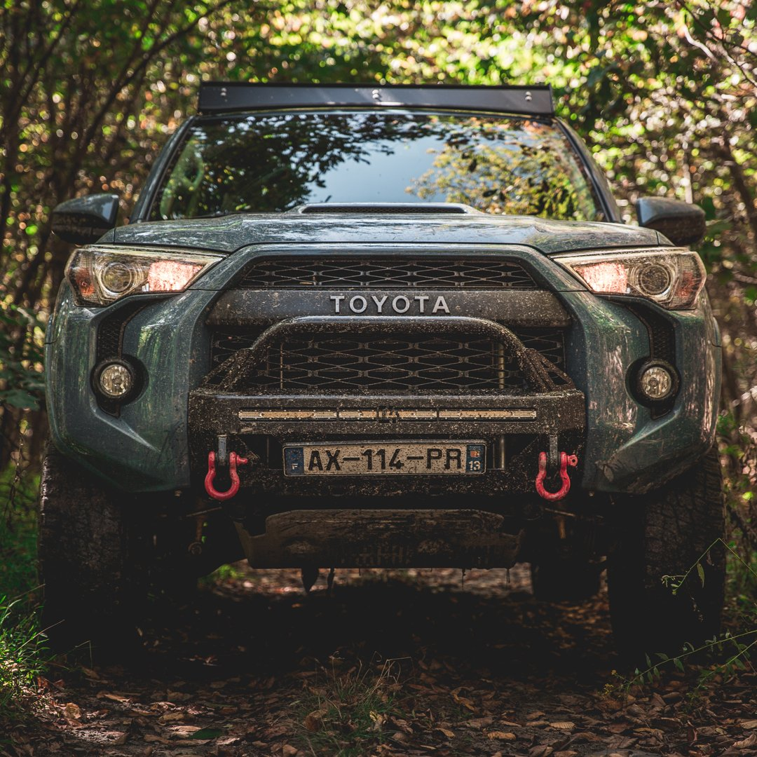 This is my Monday face. Get out there and kick off the week the right way, by hitting the trail!  #overlanding #4runner #MondayVibes  #offroad #explore  #outdoors  #LetsGoPlaces  #Travel  #Toyota  #overland #offroadnation #Journey #jointhebrigade #truckbrigade #offroadnation https://t.co/LCJxomjLMX