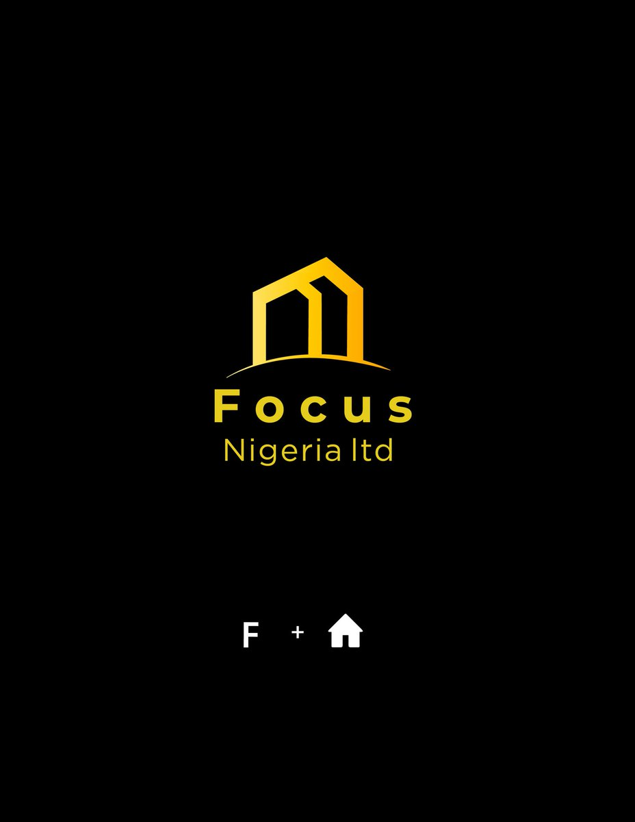 I designed this logo for a start up construction company. Funny enough the name speaks a lot 2 us Nigerians @ the moment. #focus #EndPoliceBrutalityinNigera #adobeillustrator #logodesigns #adobephotoshop #logobranding #logobrand #branding #design #lagosdesigner #designersoflagos https://t.co/lpyGkAUW02