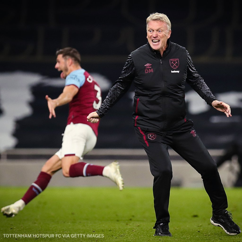 History. West Ham became the first team in PL history to avoid defeat in a game having been 0-3 down as late as the 81st minute.