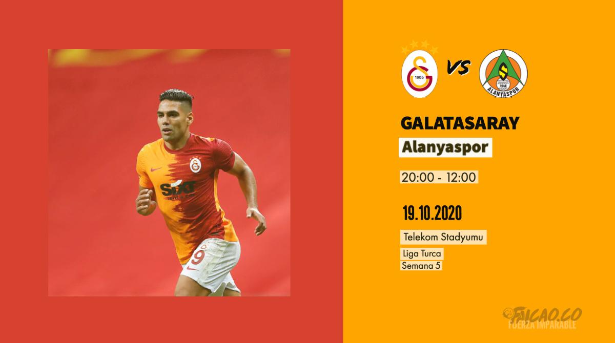 Semana 5, Liga Turca. Vamos contra @Alanyaspor