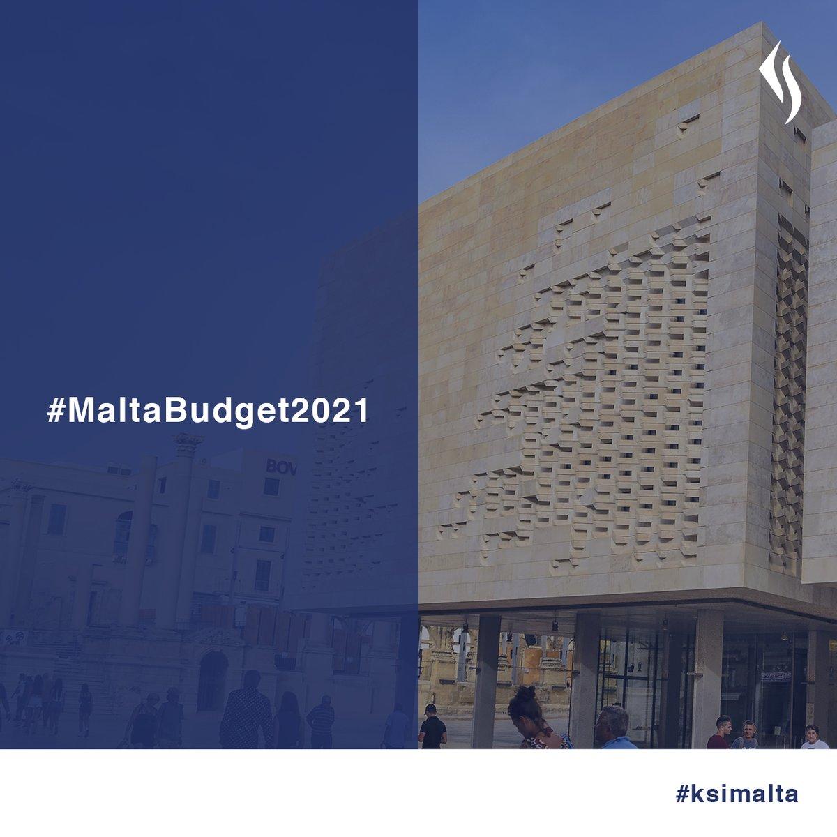 The Malta Budget 2021 starts in a few minutes. Stay tuned to our #livefeeds  #ksimalta #maltabudget21 @MaltaGov https://t.co/QJOBNmJ8ap
