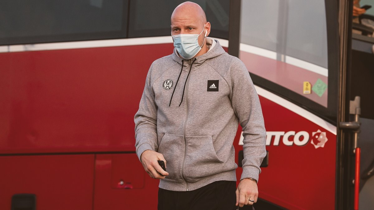 It's our job to regroup and get ready to go again next week. That's the only way. In terms of how do we change, whether you want to say bad luck or what not, change the results, you need to work that much harder in training. 🗣 @Bguzan