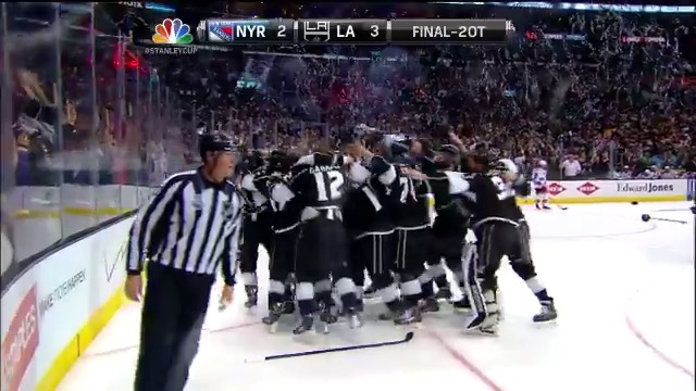 SCORES!  THE STANLEY CUP! MARTINEZ!  The 2014 Stanley Cup Final presented through the words of Doc Emrick. Few capture the magnitude of big moments quite like Doc. #ThankYouDoc