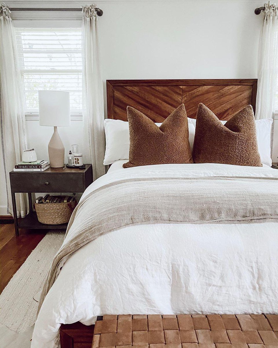 When you purchase our breathable, best-selling Belgian Flax Linen bedding, you allow us to empower communities around the globe 🌎 Shop our @FairTradeCert products: https://t.co/o7dzfBlBjG #FairTradeMonth (📷:@ brittonsbungalow) https://t.co/wj3sAVkx6Y