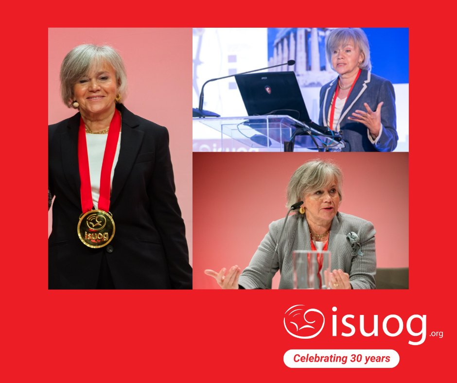 Katia Bilardo virtually handed over ISUOG Presidency to Tom Bourne, looking back to the last two years with great pride and gratitude. #LoveUltrasound @proftombourne @BilardoKatia https://t.co/k42a3suLXo