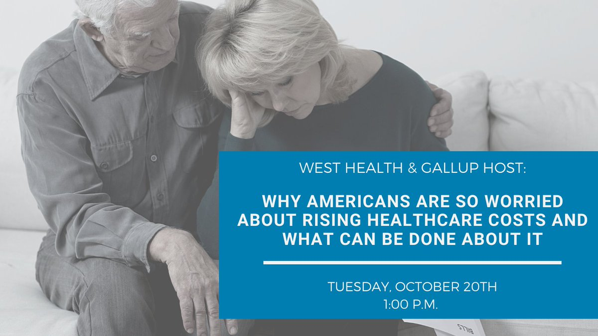 Last chance to register for tomorrow's webinar.   @shelleylyford, @LashTimothy, @MartyMakary, @AmeetSarpatwari, Dan Witters, Mohamed Younis, Rick Kronick, and patient advocate Sa'Ra Skipper will discuss rising #healthcare costs. Register here: https://t.co/7iSeHrOAPD https://t.co/BvpVVZ8ks9